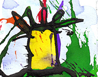 Mini Baobab 2 (11*11)