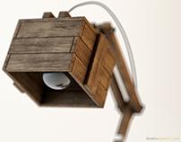 Kran Lamp VI