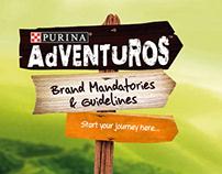 Purina Adventuros :: Brand Guidelines