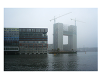 A contemporary architecture bike tour | Amsterdam Nov17