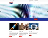 Feza Kablo Kurumsal Web Sitesi