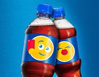 Pepsi Emojis