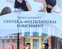 Trifold Brochure for LU