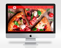 Redesign do site da Pizza Hut de Porto Alegre