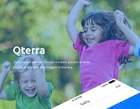 Qterra - social learning app for kids