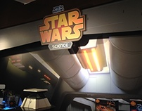 Star Wars Exhibit Design