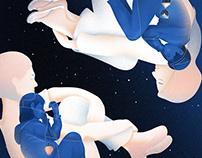 Dua Garis Biru Fan Poster