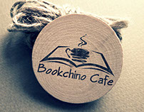 bookchino cafe  logo