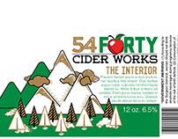 54-40 Cider Works