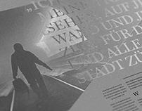Grauzone - Magazin Design