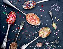 Ramadan Food Art Photography - al alali