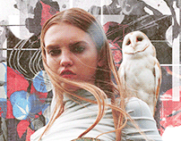 Digital Collage Poster