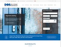 Doralum Impact Resistant Doors and Windows
