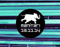 Dj Manitari Posters