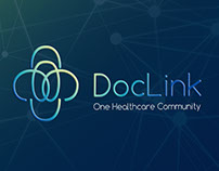 DocLink — Logo Design