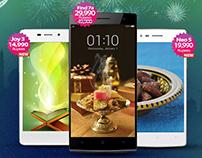 OPPO Mobiles Eid Offers
