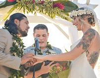 Wedding & Couple: Kristen & James