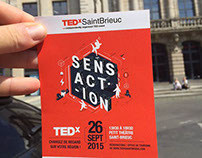 TEDx - SaintBrieuc