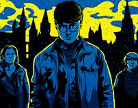 Harry Potter pôster