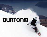 BURTON Brand&UI
