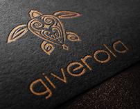 Branding, papelería, redes sociales para ¨Giverola¨