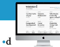WannaD website