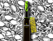 San Mauro Lemon Oil packaging design