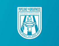 Mira Costa - Pipeline to Greatness T-Shirt Graphic