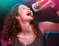 McDonalds eat&sing