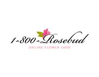 Rosebud Logo Design