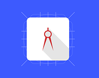 architecture tool for civil engineers APP ICON