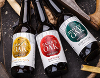 Basque Oak