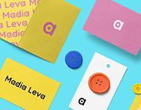 Madia Leva - Branding
