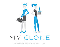 My Clone - Personal Assistant - Logo