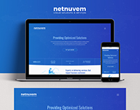 Netnuvem | Creative Website Layout