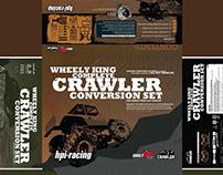 WHEELY KING CRAWLER CONVERSION box packaging