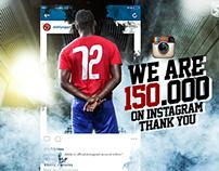 Ahly SC Instagram Ad