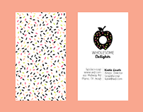 Wholesome Delights Branding
