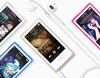 Redesigned OS for iPod Nano