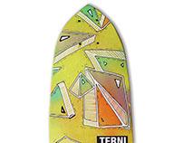 Skate Art @matdisseny • Terni Tribute