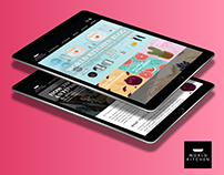World Kitchen Blog: Content Marketing Campaign