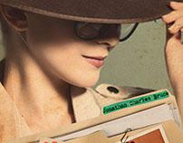 Book Cover—mystery novel
