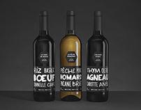 Les vins Harmonies par Chartier :: Packaging
