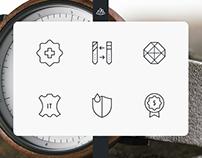EINSTOFFEN Watches – Logos & Icons