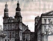 Bernardyński Square Poznań