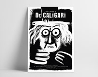 Poster - The Cabinet of Dr. Caligari