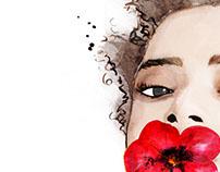 Petals for Lips