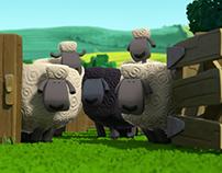 Rev & Roll Sheep