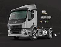 Volvo VM - Concept Site