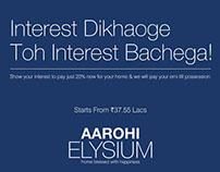 Aarohi Elysium Campaign